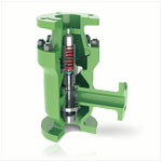 ZDT系列自动再循环泵保护阀