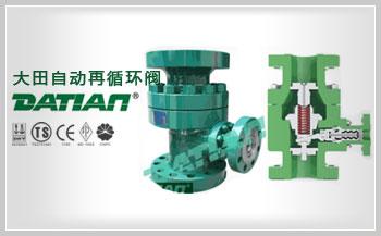 ZDM自动再循环泵保护阀
