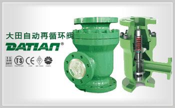 ZDT系列自动循环泵保护阀