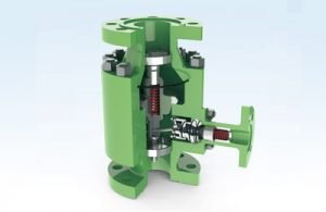 ZDL系列自动再循环泵保护阀